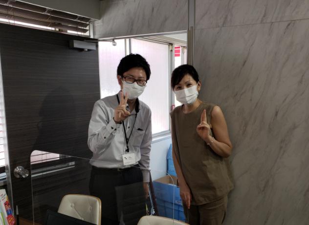 M・H様(2021年08月16日 プレミアムレントTOKYO新宿ご利用)の画像