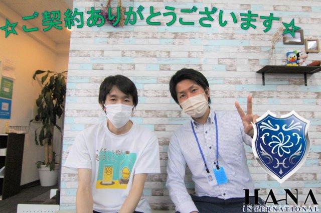 江戸川区でご契約のT様の画像