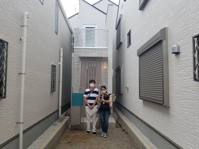 中野区 新築戸建 N様の画像