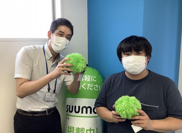 K・M様(2021年09月12日 エールーム船橋店ご利用)の画像