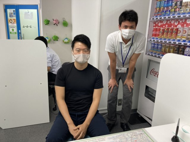 K・H様(2021年09月14日 エールーム五反田ご利用)の画像