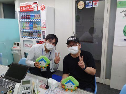 N・T様(2021年09月14日 エールーム新宿ご利用)の画像