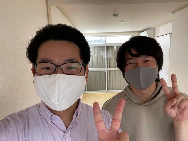 K・Y様(2021年09月16日 エールーム五反田ご利用)の画像