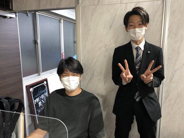 H・T様(2021年09月24日 プレミアムレントTOKYO新宿ご利用)の画像