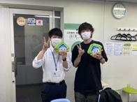 A・T様(2021年09月28日 エールーム新宿ご利用)の画像