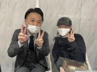 S・K様(2021年09月28日 プレミアムレントTOKYO新宿ご利用)の画像