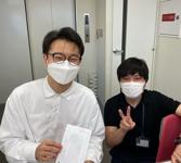 R・S様(2021年09月30日 アクセス渋谷ご利用)の画像