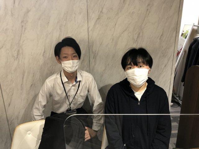L・J様(2021年10月1日 プレミアムレントTOKYO新宿ご利用)の画像