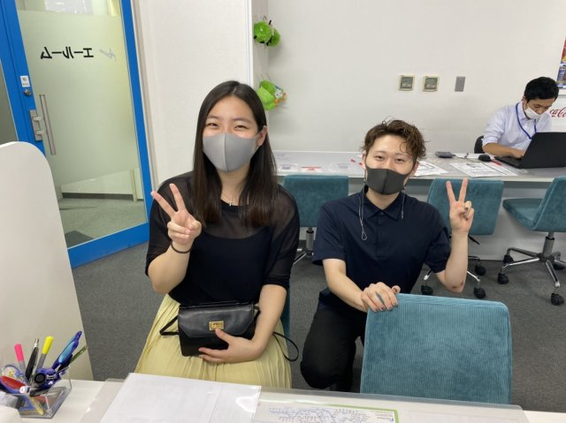 K・H様(2021年10月02日 エールーム五反田ご利用)の画像