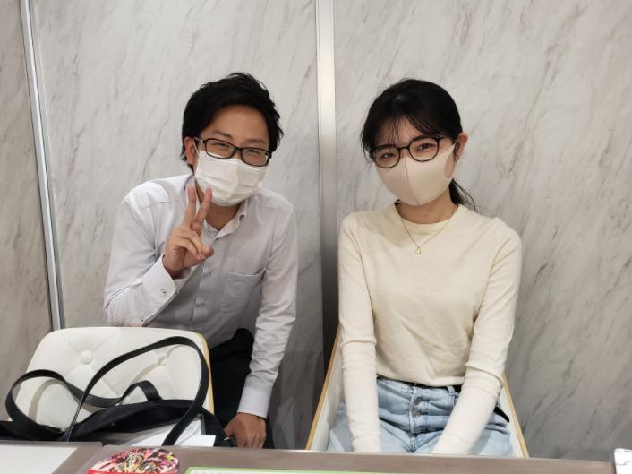 N・Y様(2021年10月2日 プレミアムレントTOKYO新宿ご利用)の画像