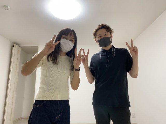 O・A様(2021年10月08日 エールーム五反田ご利用)の画像