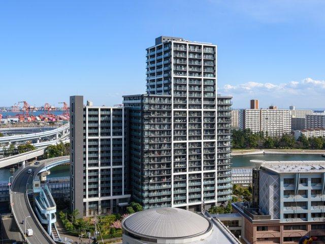 クレストタワー品川シーサイド、ご成約いたしました。の画像