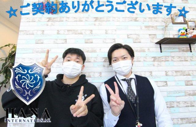 ☆浦安市でご契約のY様☆の画像