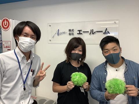 Y・Y様(2021年10月11日 エールーム船橋店ご利用)の画像