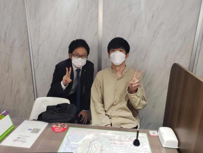 H・Y様(2021年10月11日 プレミアムレントTOKYO新宿ご利用)の画像
