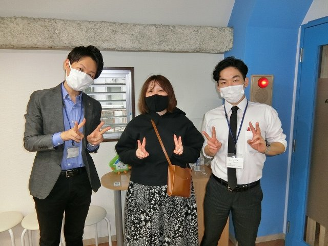 J・E様(2021年10月12日 エールーム池袋ご利用)の画像