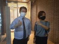 S・F様(2021年10月15日 エールーム新宿ご利用)の画像