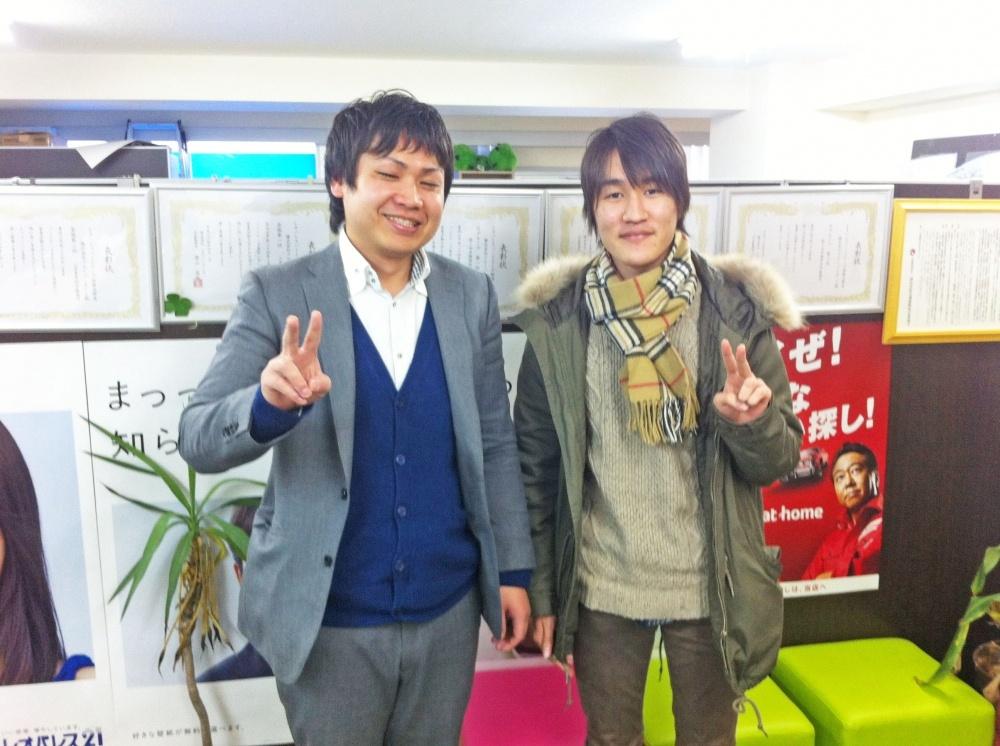 横浜市瀬谷区でご契約のT・Nさんの画像