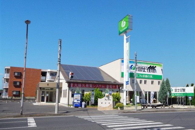 富士住建宇都宮ショールーム様の画像