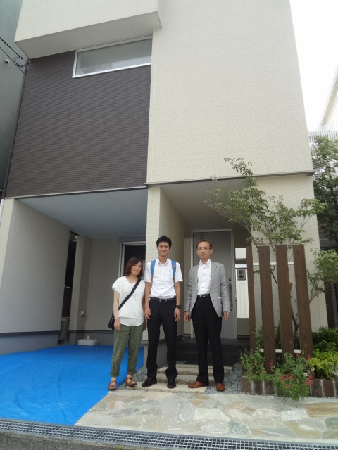 S様 豊中/新築戸建の画像