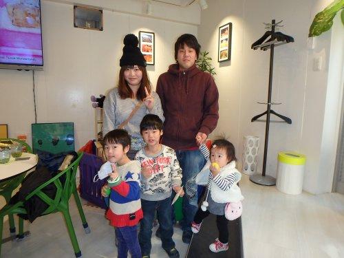 保科様ご家族の画像