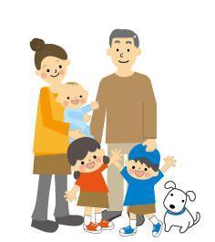 所沢市 T様ご家族の画像