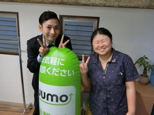 A・Y様(2017年7月20日 エールーム池袋店ご利用)の画像
