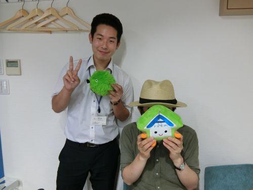 Y・J様(2017年8月8日 エールーム池袋店ご利用)の画像