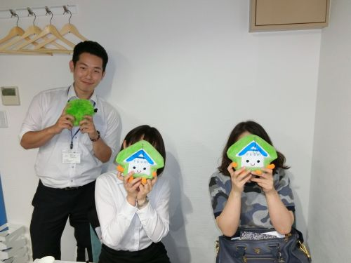 M様(2017年8月12日 エールーム池袋店ご利用)の画像