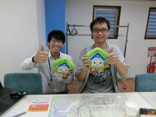 R・J様(2017年10月10日 エールーム池袋店ご利用)の画像