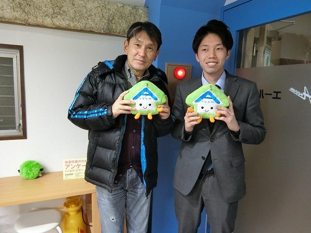 H・Y様(2017年12月22日 エールーム池袋店ご利用)の画像