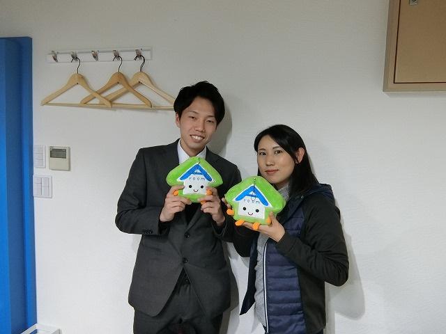 M・Y様(2017年12月24日 エールーム池袋店ご利用)の画像