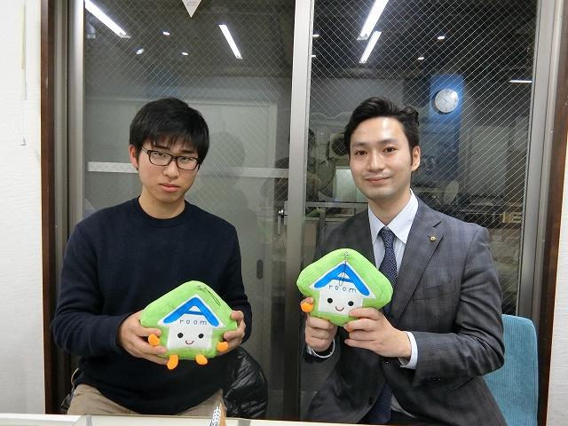 Y・O様(2017年12月25日 エールーム池袋店ご利用)の画像