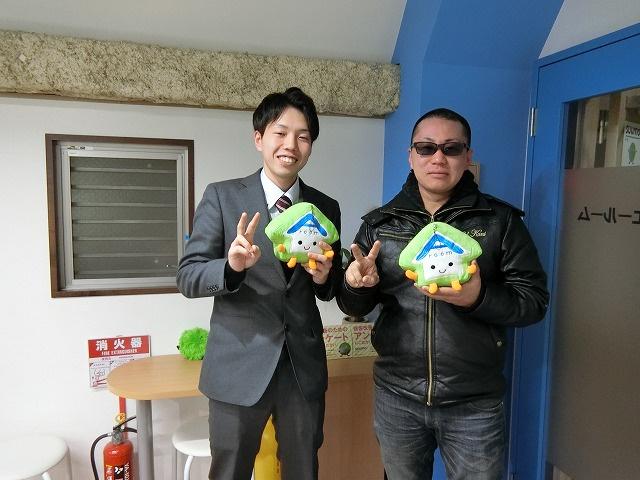 Y・M様(2017年12月26日 エールーム池袋店ご利用)の画像