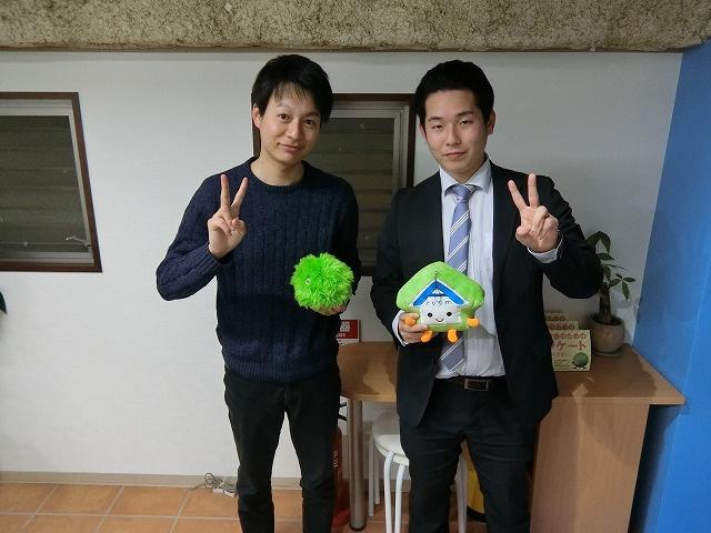 H・T様(2018年1月9日 エールーム池袋店ご利用)の画像