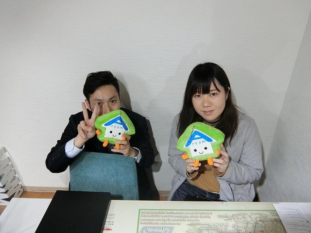 Y・K様(2018年1月9日 エールーム池袋店ご利用)の画像