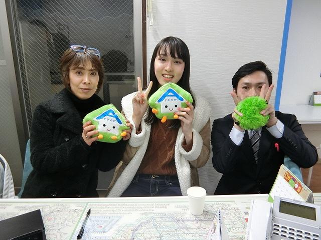 Y・B様(2018年2月17日 エールーム池袋店ご利用)の画像
