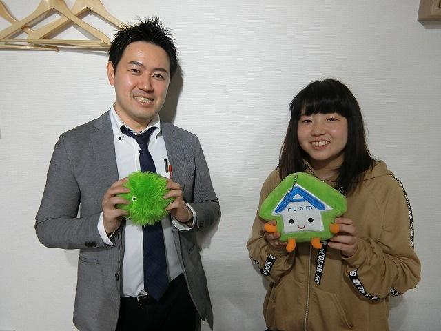 A・Y様(2018年2月25日 エールーム池袋店ご利用)の画像