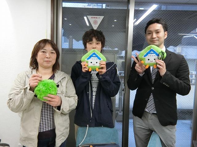 M・O様(2018年3月30日 エールーム池袋店ご利用)の画像