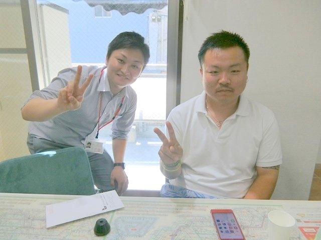 K・S様(2018年6月23日 エールーム池袋店ご利用)の画像