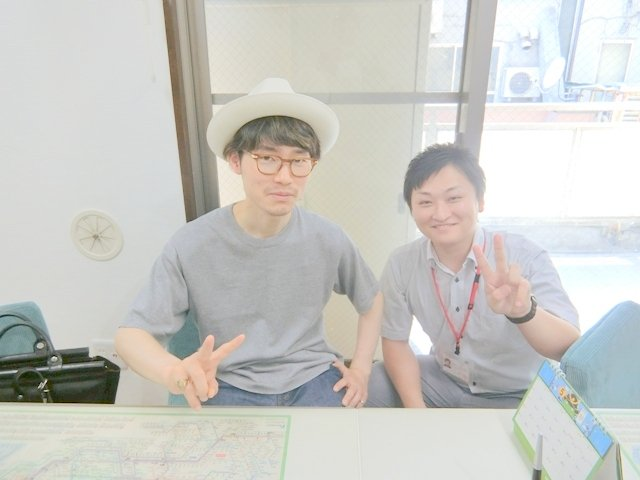 Y・B様(2018年6月29日 エールーム池袋店ご利用)の画像