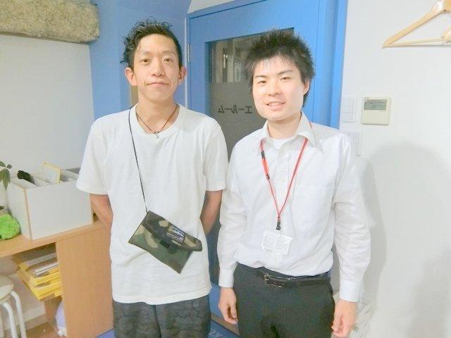 K・S様(2018年7月17日 エールーム池袋店ご利用)の画像