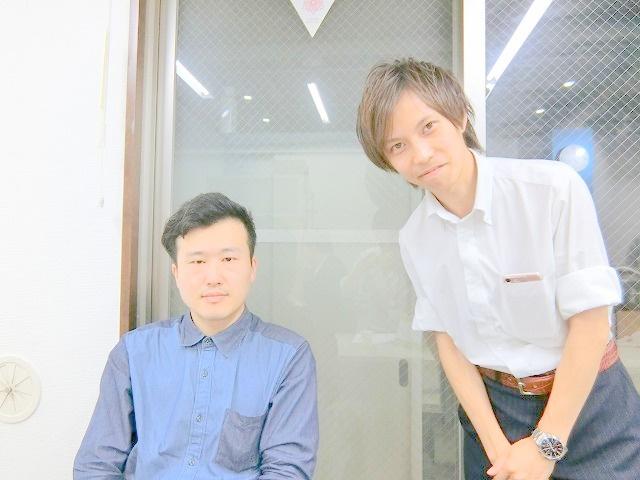 Y・M様(2018年8月10日 エールーム池袋店ご利用)の画像