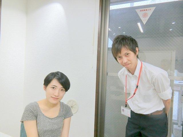 H・A様(2018年8月24日 エールーム池袋店ご利用)の画像