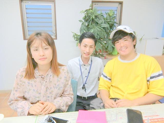 K・H様(2018年8月26日 エールーム池袋店ご利用)の画像