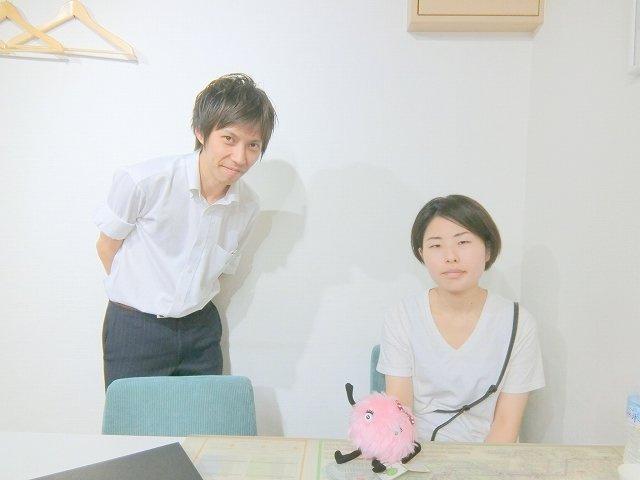 T・S様(2018年8月28日 エールーム池袋店ご利用)の画像