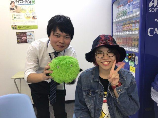 M・M様(2018年10月16日 エールーム池袋店ご利用)の画像