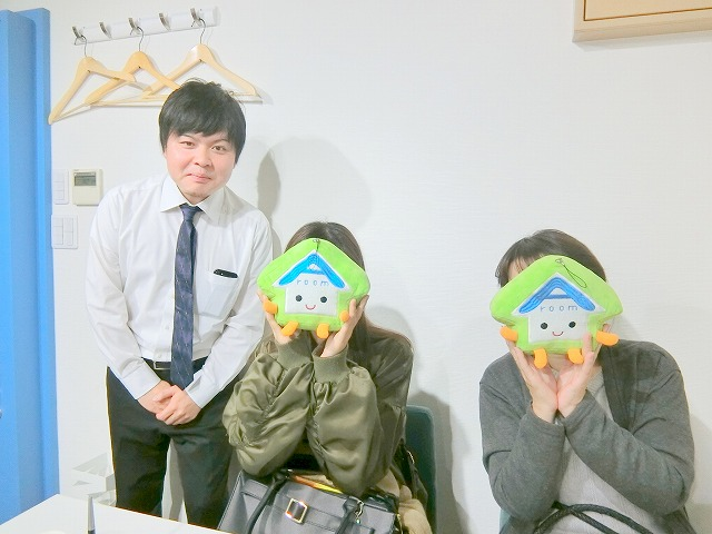 K・U様(2018年11月5日 エールーム池袋店ご利用)の画像