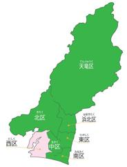 静岡県浜松市西区近辺の画像