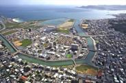 沖縄県島尻郡与那原町近辺の画像